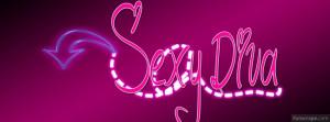 Sexy Diva Profile Facebook Covers
