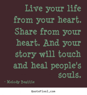 ... melody beattie more life quotes friendship quotes love quotes