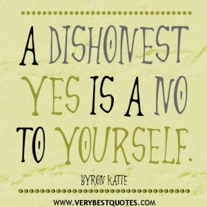 Dishonest friend