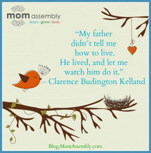 MomAssembly Best Father's Day Quotes 15