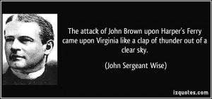 John Brown Quotes