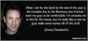 Jazz Band Quotes