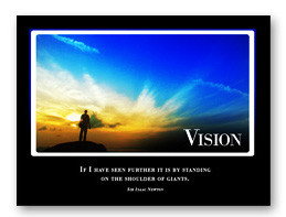 Vision Inspirational Quote