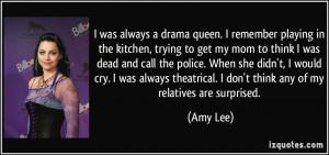 Drama Queen Quotes Pictures