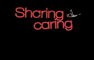 Quotes Picture: sharing is caring