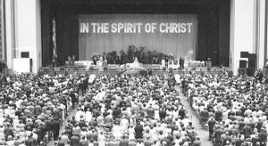 Southern Baptist Convention Membership Declined For