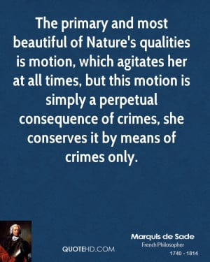 nature is the most beautiful quote