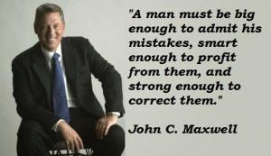 John C. Maxwell Quotes