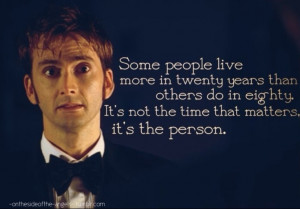 tenth doctor: The Tenth Doctor, The Doctors, Quotes Tenth, Doctors ...