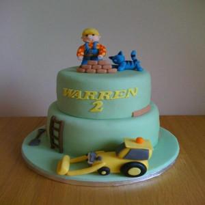 Birthday Cakes Sponge Bob Cake