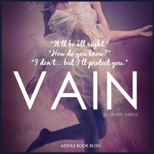Book Review – Vain by Fisher Amelie