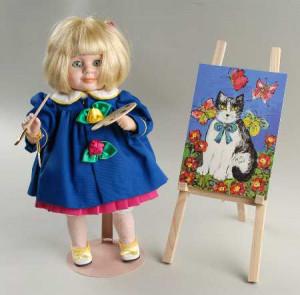 GOEBEL Betty Jane Carter Dolls STOCK