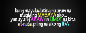 tagalog love quotes, fb covers, facebook covers