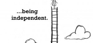 you an independent or dependent person know the difference here