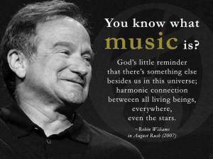 Robin Williams Quote