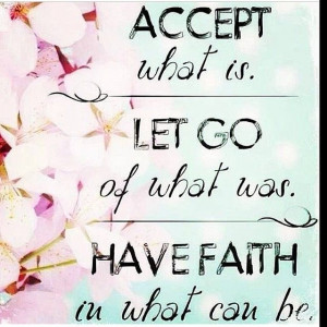 Accept what is. #Positive #Quotes #Sobriety #Recovery #Addiction # ...