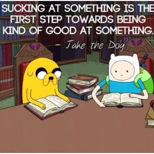 Adventure Time Jake Quotes