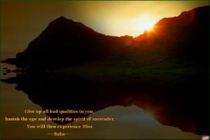 Bad Ego Quotes http://108quotesofbhagavansrisathyasai.blogspot.com ...