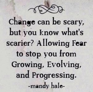 Change. Grow . Evolve
