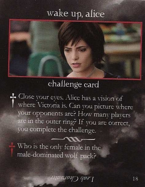 Alice Cullen Eclipse