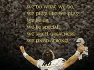 drew brees quotes from book   Finish Strong Wallpaper   Finish Strong ...
