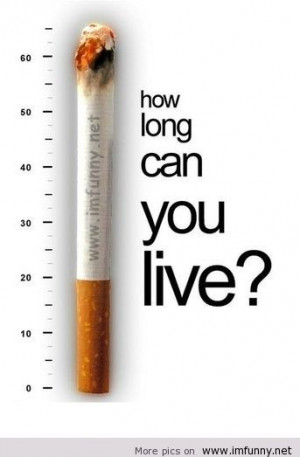 Funny Quotes About Cigarettes