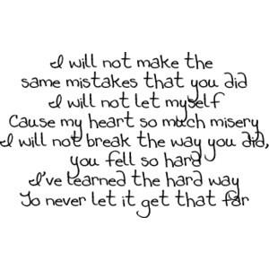 Heartbroken Quotes, Emo Quotes, Sad Love Quotes - Love Quotes Scarves