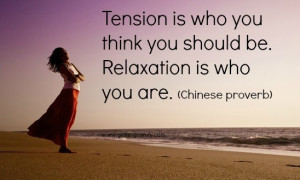 Relax Quotes Besides the noble art of
