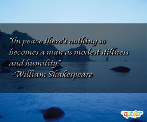 Famous Quotes About Humility