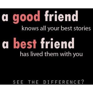 quotes / best friend quote