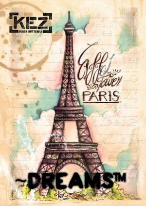 paris dreams, love, pretty, quotes, quote - inspiring picture on Favim ...