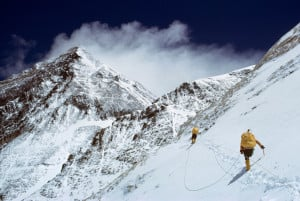 ... summit Mount Everest in 1963 included National Geographic Barry Bishop