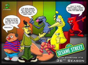 BLOG - Funny Sesame Street Images
