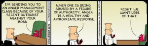 Anger Management Joke - funny Picture