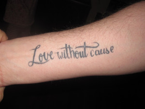 More Tattoos with Quotes