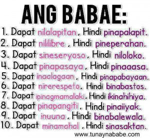 Ang Babae