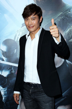 Lee Byung Hun Joe Retaliation