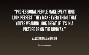 Professional Quotes