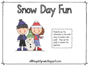 Snow Day Funny Quotes