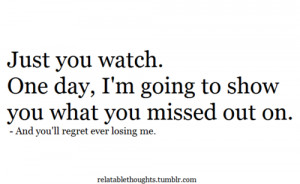 Displaying (18) Gallery Images For You Lost Me Quotes...
