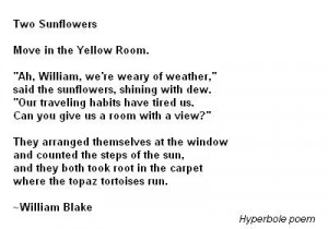 Hyperbole poems - best poems Hyperbole