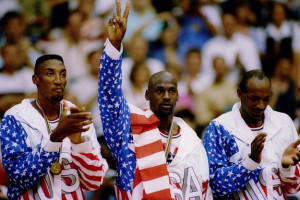 1992 Dream Team. The real dream team!: Torches, 1992 Olympic ...