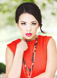 Janel Parrish is Afterglow Magazine's First Cover Girl