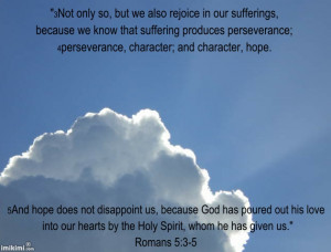 Perseverance Quotes Bible Here is a bible verse that