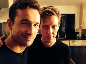 Barry Sloane and Gabriel Mann: Photos 35733219, Revenge, Embedded ...