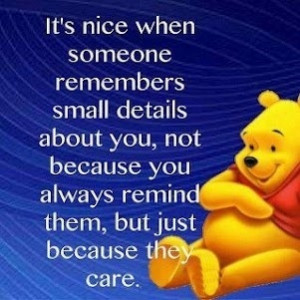 Quotes - Love & Relationships / Pooh bear