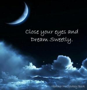 Dream Sweetly