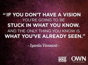 iyanla vanzant quotes | Photo: Tomorrow's morning lineup kicks off ...