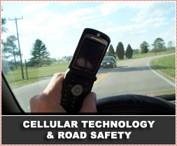 Cellular Technology and Road Safety