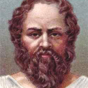 Photograph of Socrates